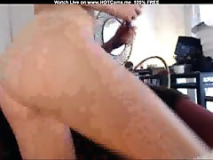 Sexy kak maria Dildoing Her Creamy Pussy & Squirts