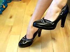 में, ऊँची एड़ी के जूते Shoeplaying भाग 1