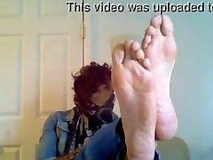 mature joi feet ebony