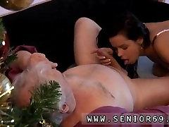 Karstās jaunā sieva Bruce dubļains veco stud mīl, lai kule meitenēm patīk