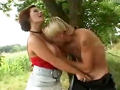 Milf redhead gets a fuck