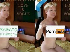 ARIANNA VOGUE - TRANS ARGENTINA MILANO ...