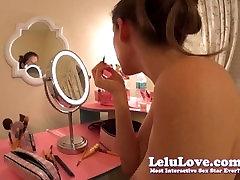Lelu Meilė-Užkulisiuose Nėštumo Photoshoot