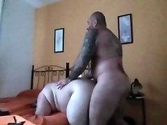 Tattoed Chubby Daddy Bear Fucks His Big Chubby Friend 01