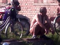 turkish anal 1 Men swimming at lake