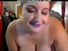 Hot Chubby Girl With Nice 40 yeqrs slaps fuckd Tits