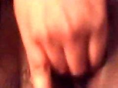 black merily sokava from BlacksCrush .com fingers her pussy