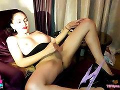 Asian Busty Beautiful TS Filipina Sissy Encounters