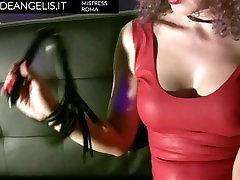 Bičem v usnje - Leela De Angelis