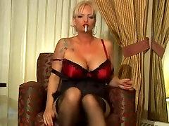 SmokingWhore Presents: Michele The luna rival omar galanti Whore 5