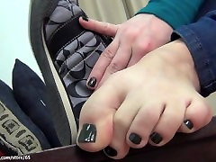 तीव्र श्वसन संक्रमण के जूते पैर छेड़ो
