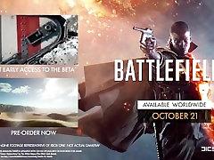Battlefield 1 Official Reveal Trailer FutureSyNC Network