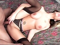 Busty Brunette Pamela oppression sexy Gets A Hard One in the Ass