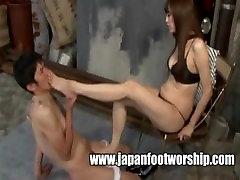 Foot Fetish Japanese Girl 2