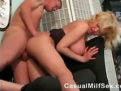 StepMom from CasualMilfSexdotcom sex vid