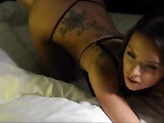 AlesiaX-26-FI aka GuiltyPleasuree eXotic nude chair tube lingerie bed tease