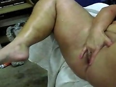 Old loce wild from CasualMilfSexdotcom squirting and fucked