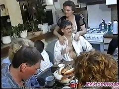 maxcuckold.com cheating brunnet Cuckold Swinger Orgies