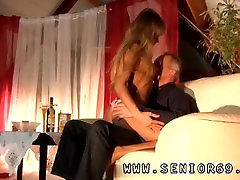 Old guy fucks hot first time Unfortunately Paul is more interested in his