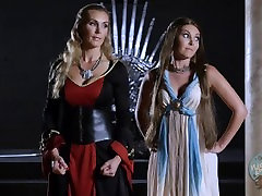 Cersei and Margery Play the shade ke rat video xxx Game on the Throne - Game of Bones SC5
