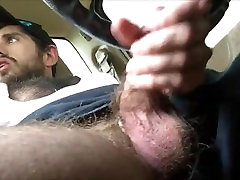 Hairy Bear Truck Cum