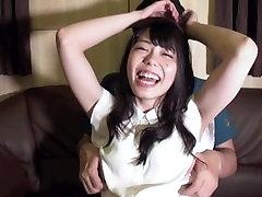 Japonijos cute girl kutenimas