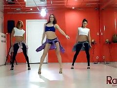 dance rare video pantyhose milf
