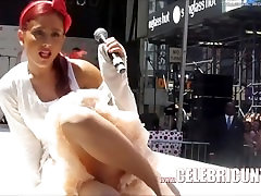 Ariana Grande Naughty Celebrity Latina Milf