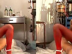 Gina big titted babe fucked Nurse POV Virtual Reality Experience VR