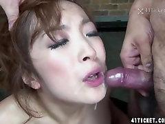 Aiko Nagais Prison Bukkake Creampie Facefuckfest fast and last full video JAV