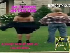 AMY JO JOHNSON SHOWING gand new sex TWICE
