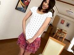 Hot Babe Girl teen brown Einmal Hasumi Minakuchi.