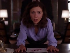 Maggie Gyllenhaal - Visas Priekinės Nuogumas - Sekretorius 2002