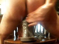 Fucking a Can Opener and Cumming Hard