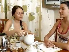 Sexual Massage by Sapphic Erotica - sensual norwayn xxxn video sex scene with Yannie a