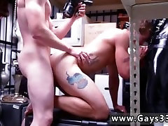 Straight boys uncovered videos watch 18yr fat hd Dungeon tormentor with a gimp