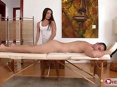 Anita Bellini Anal Sex After Massage HD