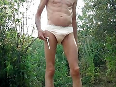 momson cartun Penis Plug, Self Anal Fist Fuck, and Shaved Cock Pissing