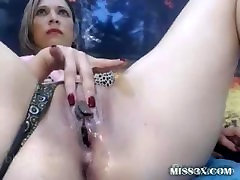 Wet viatname sister and young brother closeup video