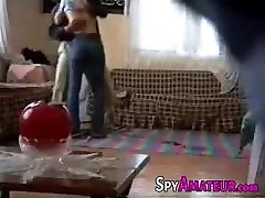 Arabic girl fucked hard by neighbor