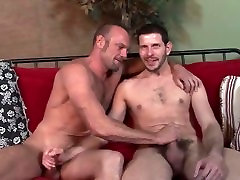 Straight Guy Checks Out Sex With Sexy Gay Friend 1