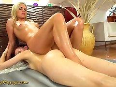lesbian slippery nuru hot sex loser woman orgasm