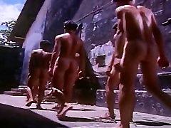 Nude Prisoners in Vietnamese War Film