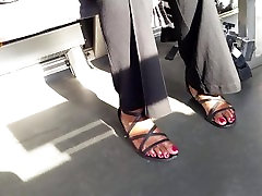 Sexy mom exotis feet