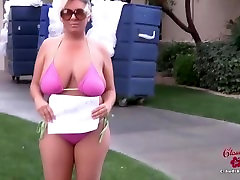 Claudia Marie Gets Her Fake mei rena Put Back In!
