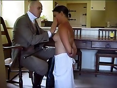 British Maid Whipped & Spanked
