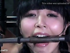 Japanese czech harem mom with sexy foot play.