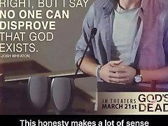 CATHOLIC GUY ANALLY FUCKED BY SMART GAYTHEIST