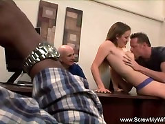Cute Housewife Fucked Real Hard and Good