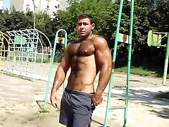 Sexy Hair my pussy like wehri wipping boy massaj girl Shows Off In Park No Cum
